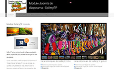 impression d'écran du site joomla-slideshow.com